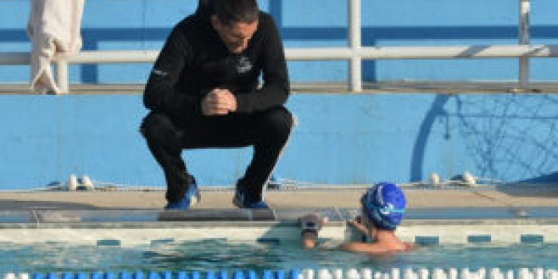 Τεχνική Κολύμβησης ελευθέρου για Τριαθλητές : EVF