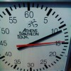 Athens Triathlon Team swimming clock