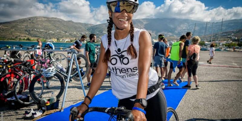 Athens Triathlon Team Athena Pseftoudi
