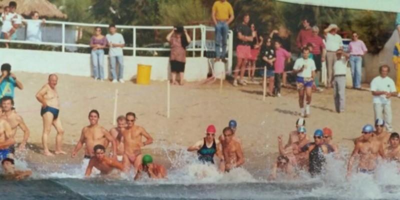Triathlon Schinias 1992