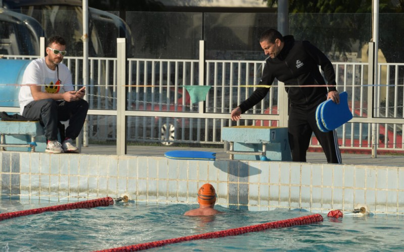 Triathlon Coaching Swimming