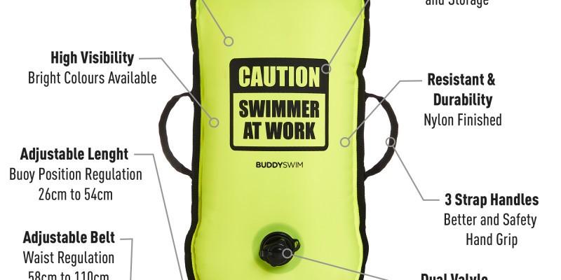 BuddySwim Ultralight