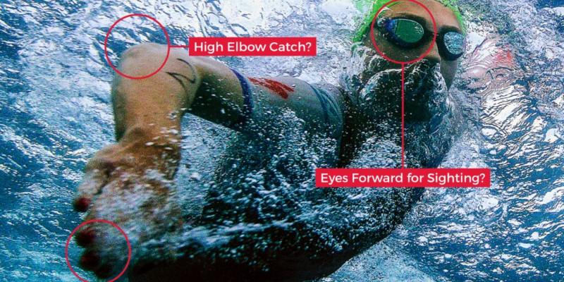 Swimming Training for Triathletes