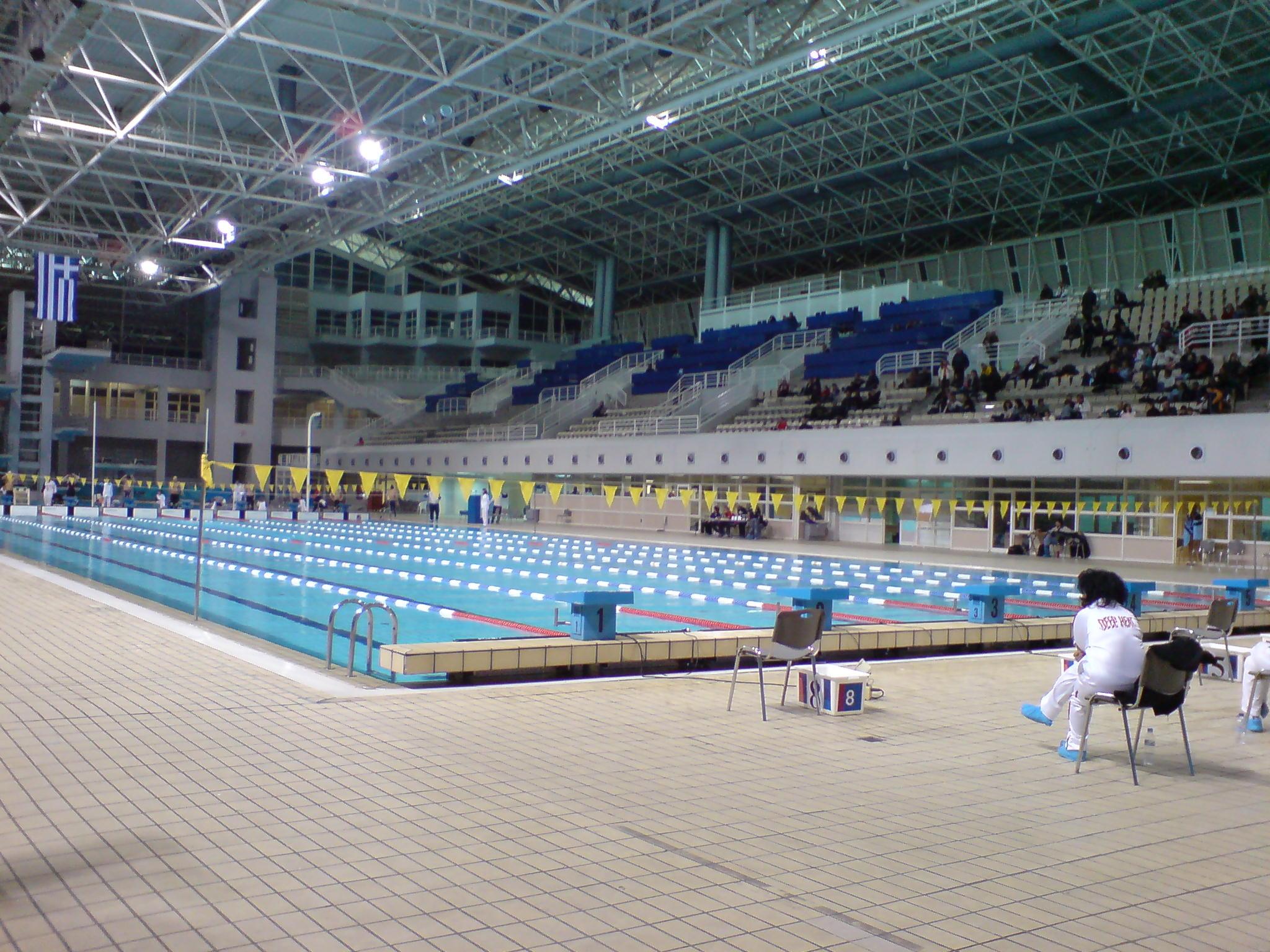 1c627549141 Κολυμβητήριο : Ολυμπιακό Κέντρο Κολύμβησης Αθηνών Triathlon ...