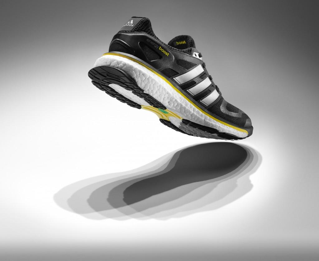 BOOST :Η adidas φέρνει την επανάσταση στο τρέξιμο!