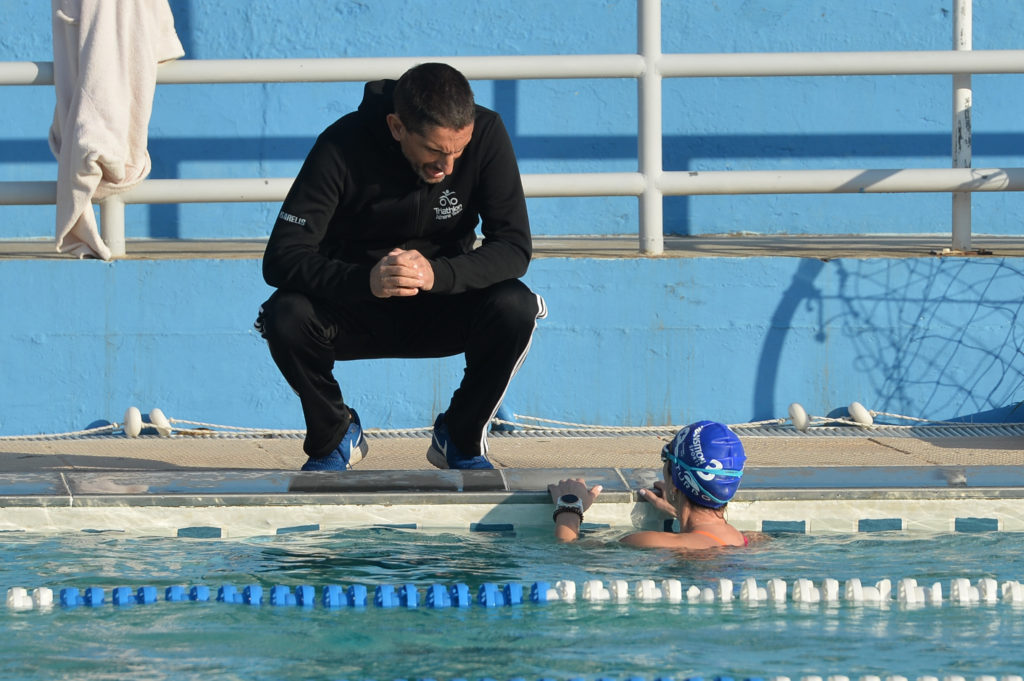 Swimming Technique