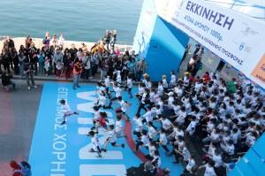 8th International Marathon Alexander the Great Marathon & 5km &10 km Road Race Thessaloniki Greece 21 April 2013. Photos Angelos Zymaras