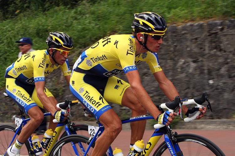 Kreuziger targets Tour de Suisse GC