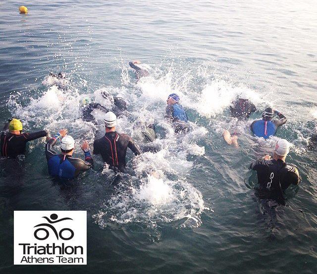 Athens Triathlon Team_National Sprint Championships_Male Race Report