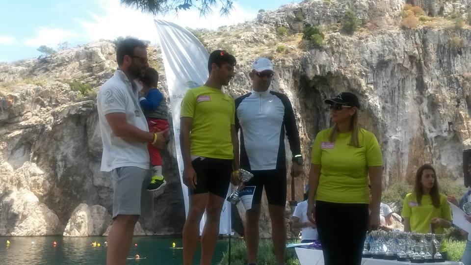 Vouliagmeni Triathlon Super Sprint