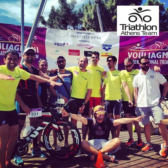 Vouliagmeni Triathlon Olympic Distance