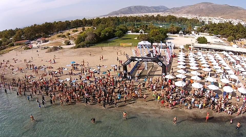 Xterra Swim Challenge Results no wetsuit