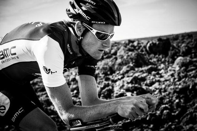 Will Clarke wins Ironman 70.3 UK
