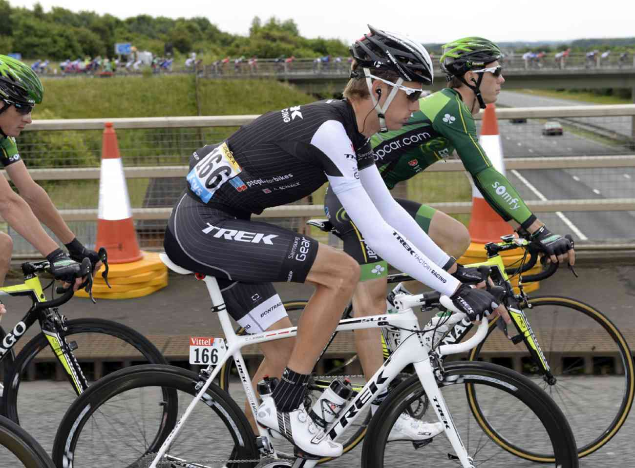 Medical update on Andy Schleck