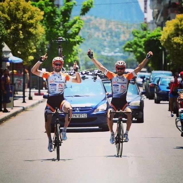 Hellenic Cycling Federation_Road Cycling National Championships 2014