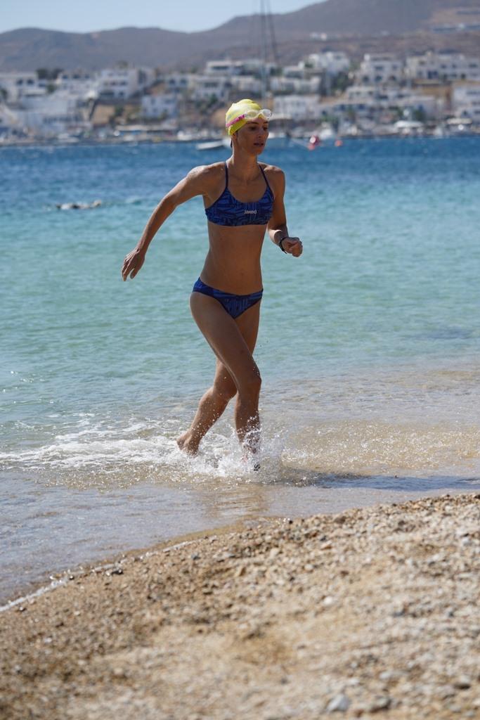 Athens Triathlon Team : Elena Weiss