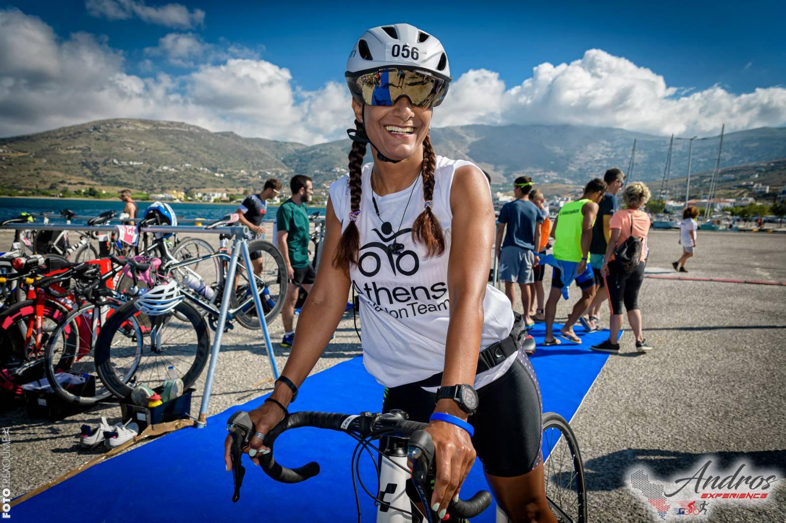 Athens Triathlon Team : Αθηνά Ψευτούδη