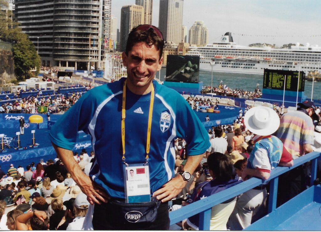 Triathlon Coach Giannis