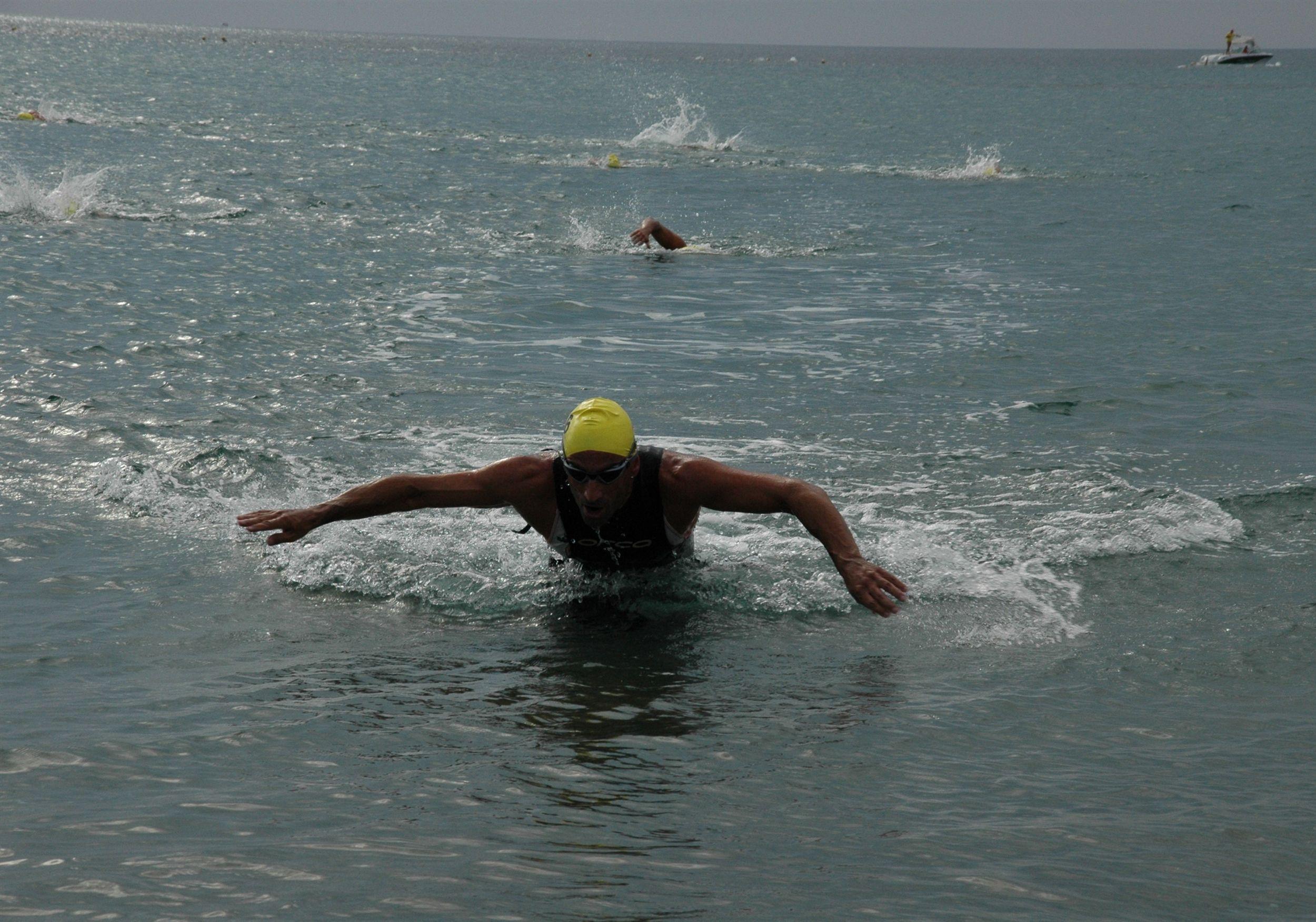 Τεχνική κολύμβησης : Το φαινόμενο του «πεσμένου αγκώνα».