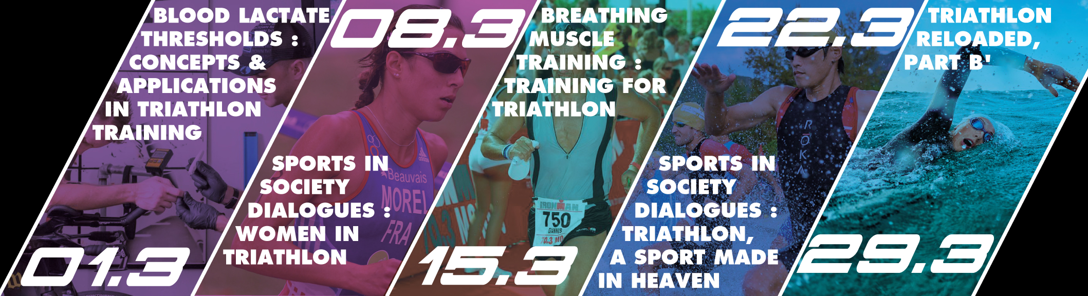 "Triathlon Lab Athens : Monday's Webinars & ""Social Dialogues"""