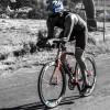 Triathlete Giannis Psarelis