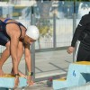 Triathlon Coach and Female Athletes
