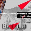 Triathlon Webinar Hydration & Nutrient Timing in Trainins & Races