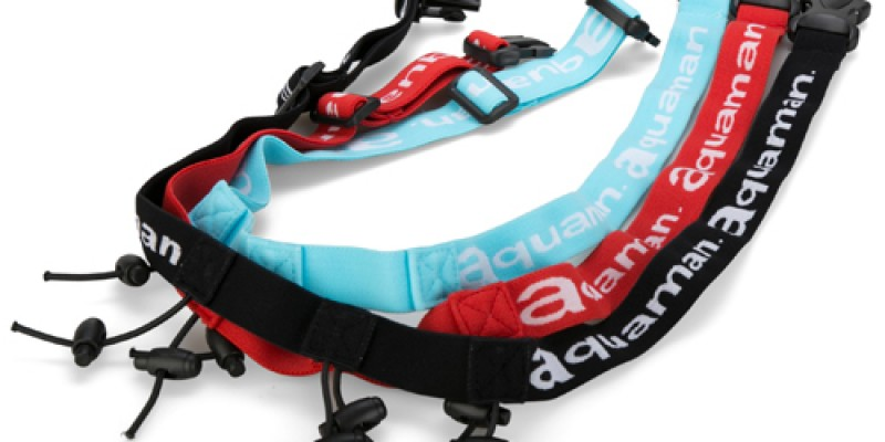 Aquaman Race Belt Carrier, Black