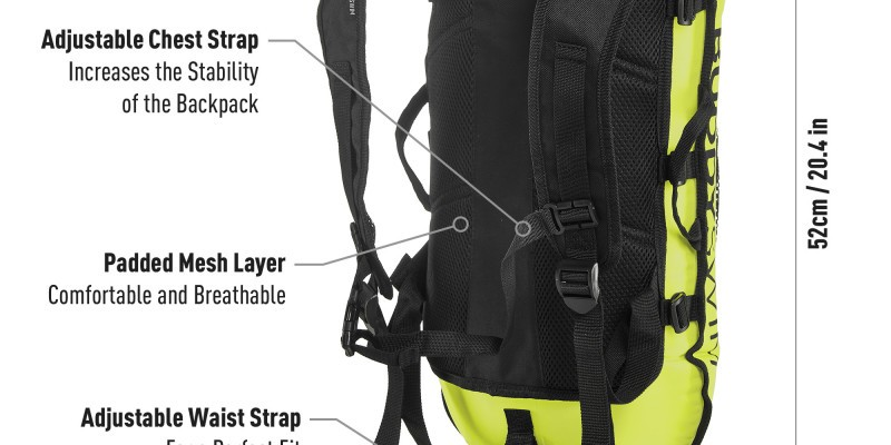 Drybag BuddySwim Backpack