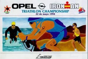Ironman Lanzarote 1994