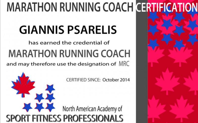 marathon coaching