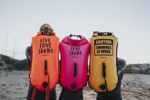 swimming safety buoy