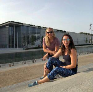 Athens Triathlon Team Iron Ladies : Βάνα Παιταρίδου